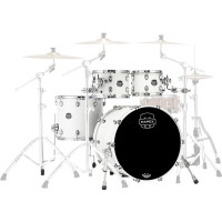 "MAPEX SATURN 22""/4PCS SATIN WHITE"