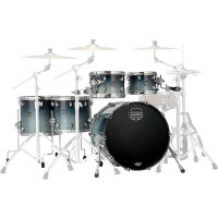 "MAPEX SATURN 22""/5PCS TEAL BLUE FADE"