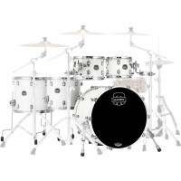"MAPEX SATURN 22""/5PCS SATIN WHITE"
