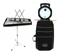 MAPEX MPK32PC GLOCKENSPIEL 32 LAMES (STAND + HOUSSE + MAILLOCHES + PAD)