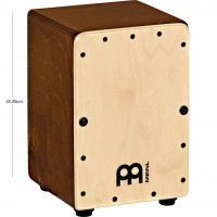 MEINL MC1ABB MINI CAJON ALMOND BALTIC BIRCH