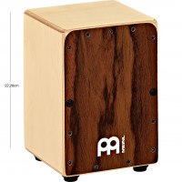 MEINL MC1DE MINI CAJON DARK EUCALYPTUS