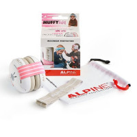 ALPINE BABYMUFFY PINK