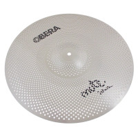 "CRASH OBERA 18"" CYMBALE SILENCIEUSE"