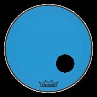 REMO POWERSTROKE III 20 COLORTONE EVENT BLUE - GROSSE CAISSE
