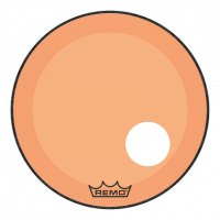 REMO POWERSTROKE III 20 COLORTONE EVENT ORANGE - GROSSE CAISSE