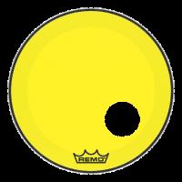 REMO POWERSTROKE III 20 COLORTONE EVENT YELLOW - GROSSE CAISSE