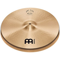 "MEINL PURE ALLOY 15"" MEDIUM HI-HATS"
