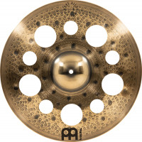"CRASH MEINL PURE ALLOY CUSTOM 18"" TRASH"