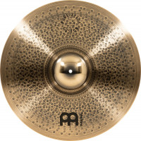 "RIDE MEINL PURE ALLOY CUSTOM 22"" MEDIUM THIN"