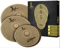PACK ZILDJIAN L80 LOW VOLUME (H14/C16/R18)