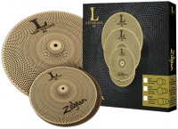PACK ZILDJIAN L80 LOW VOLUME (H13/R18)