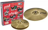 PACK PAISTE PST 3 ESSENTIAL (H13/CR18)