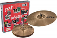PACK PAISTE PST 5 ESSENTIAL (H14/CR18)