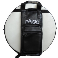 "PAISTE CB22PD HOUSSE CYMBALES 22"" PRO BLACK & WHITE"