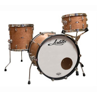 "LALITE PALOMA BUBINGA SERIE 20""/3PCS MATT NATURAL FINISH"