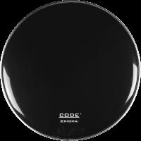 """CODE ENIGMA 22"""" BASS DRUM BLACK"""