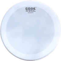 "CODE SIGNAL 16"" TOM SMOOTH"