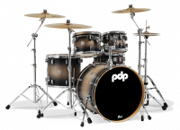 PDP CONCEPT MAPLE CM5 STAGE22 SATIN CHARCOAL BURST