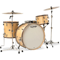 PDP CONCEPT CLASSIC 26 MATTE NATURAL WALNUT STAIN HOOPS