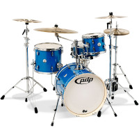 PDP NEW YORKER BEBOP18 BLUE SPARKLE