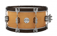 PDP CONCEPT CLASSIC 14X06.5 NATURAL - WALNUT HOOPS
