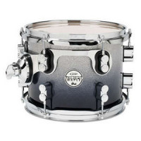 PDP CONCEPT MAPLE 10X08 TOM SILVER TO BLACK SPARKLE FADE