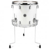 PDP CONCEPT MAPLE 16X14 FLOOR TOM PEARLESCENT WHITE
