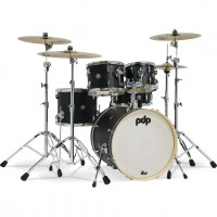 "PDP SPECTRUM 20""/5PCS EBONY SATIN"