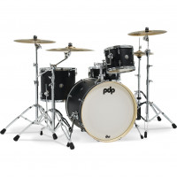 "PDP SPECTRUM 22""/4PCS EBONY STAIN"
