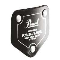 PEARL GK90 PLAQUE DE REMPLACEMENT DE COQUILLE (X1)