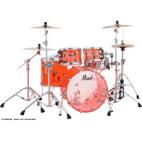 PEARL CRYSTAL BEAT STAGE22 RUBY RED