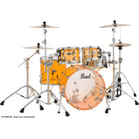 PEARL CRYSTAL BEAT STAGE22 TANGERINE GLASS