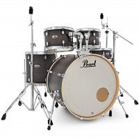 PEARL DECADE MAPLE STAGE22 5FUTS SATIN BLACK BURST
