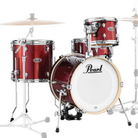 PEARL MIDTOWN JAZZ16 4FUTS BLACK CHERRY GLITTER