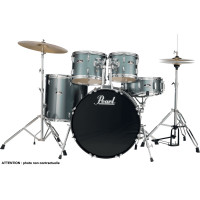 PEARL ROADSHOW STAGE22 5 FUTS CHARCOAL METALLIC