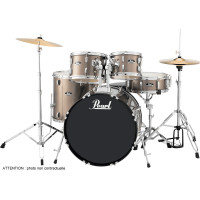 PEARL ROADSHOW STAGE22 5 FUTS BRONZE METALLIC