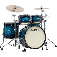 "TAMA STARCLASSIC MAPLE 22""/4PCS MOLTEN ELECTRIC BLUE"