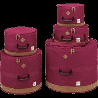 "TAMA TDSS52KBK HOUSSES SET 22""/5PCS WINE RED"
