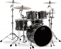 DW PERFORMANCE STAGE22 PEWTER SPARKLE