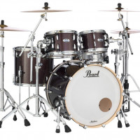 PEARL MASTERS MAPLE COMPLETE FUSION20 BURNISHED BRONZE SPARKLE