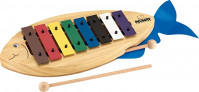 GLOCKENSPIEL NINO 901 MULTICOLOR 8 NOTES