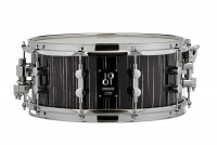 SONOR PROLITE 14x06 DIE-CAST EBONY WHITE STRIPES