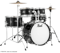 PEARL ROADSHOW JUNIOR16 5FUTS JET BLACK