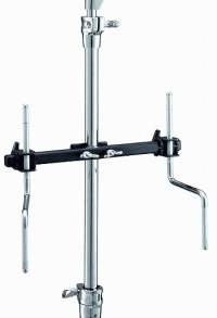 PEARL PPS81 SUPPORT PERCUSSION AJUSTABLE POUR 4 ELEMENTS