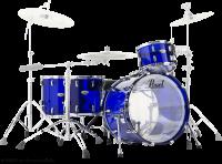 "PEARL CRB524FPC-742 Crystal Beat 22""/4pcs Blue Sapphire"