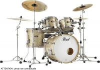 PEARL MASTERS MAPLE GUM FUSION20 PLATINIUM GOLD OYSTER