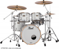 PEARL MASTERS MAPLE GUM STAGE22 MATTE WHITE MARINE PEARL