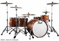 PEARL REFERENCE PURE STAGE22 4FUTS MATTE WALNUT