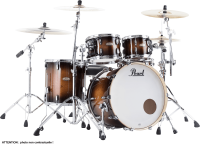 PEARL SESSION STUDIO SELECT FUSION20 GLOSS BARNWOOD BROWN
